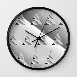 Oh, Christmas Tree!!! Wall Clock