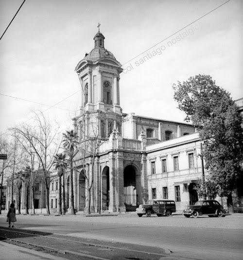Iglesia de La Providencia. by santiagonostalgico, via Flickr