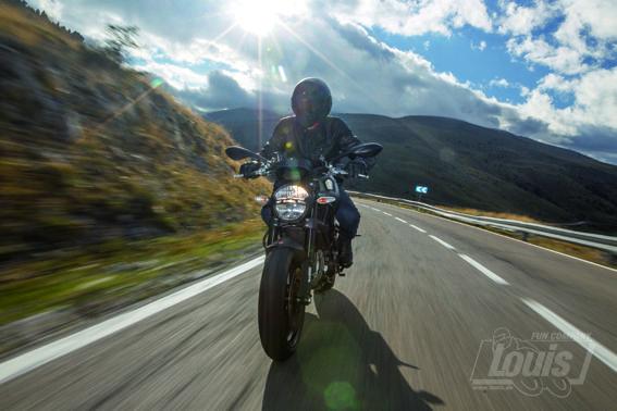 Die Sonne im Rücken #Motorrad #Motorcycle #Motorbike #louis #detlevlouis #louismotorrad #detlev #louis