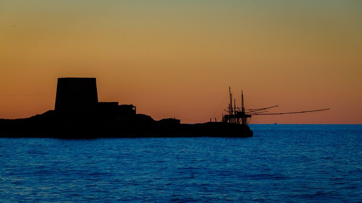 Good Night Puglia.