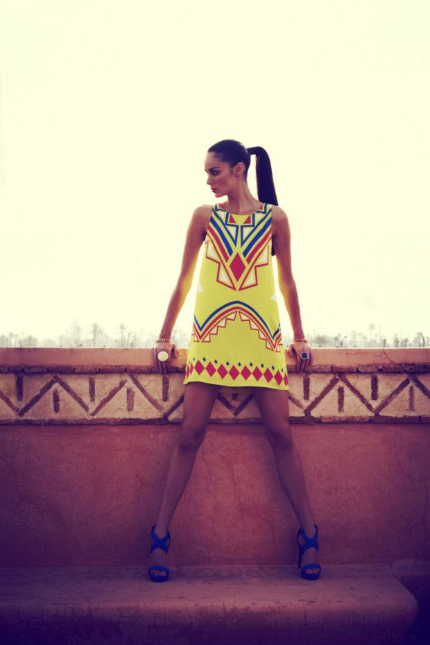 Love the dress !