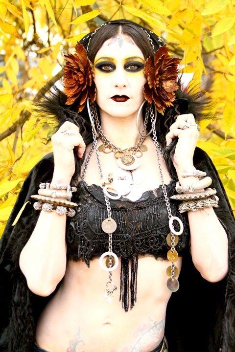 rachel brice | Rachel Brice, AKA: Arbibi - Happy Halloween Everybody!