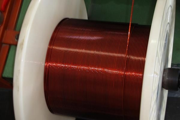 kapton copper wire is a special magnet wire