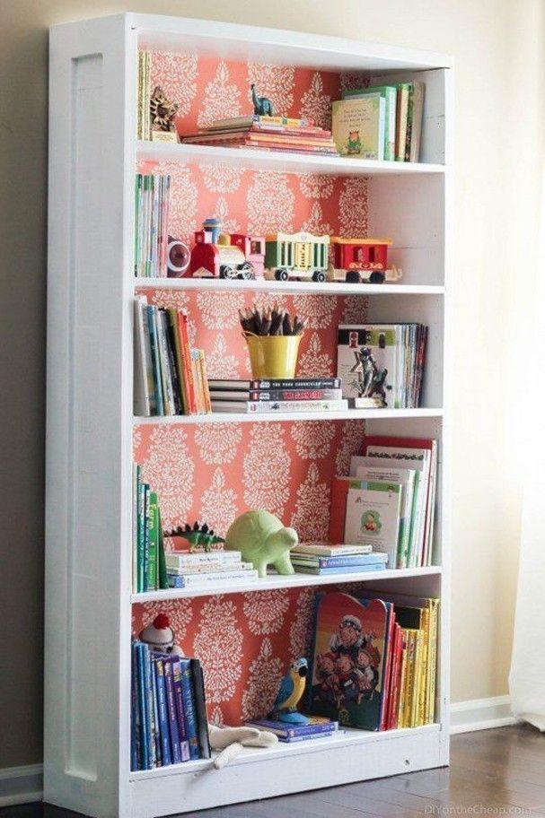 Decoração criativa: papel de parede fora da parede
