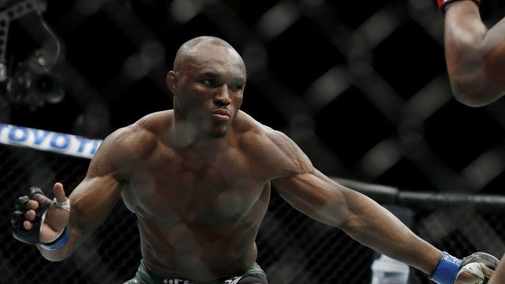 Kamaru Usman ready to humble studio gangster Colby Covington and end his MAGA gimmick at UFC 245