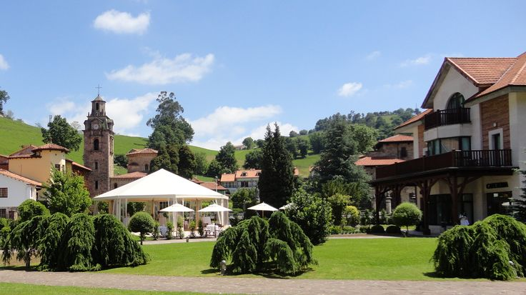 Celebraciones en espacios únicos. Gran Hotel Balneario de Puente Viesgo. #Bodas
