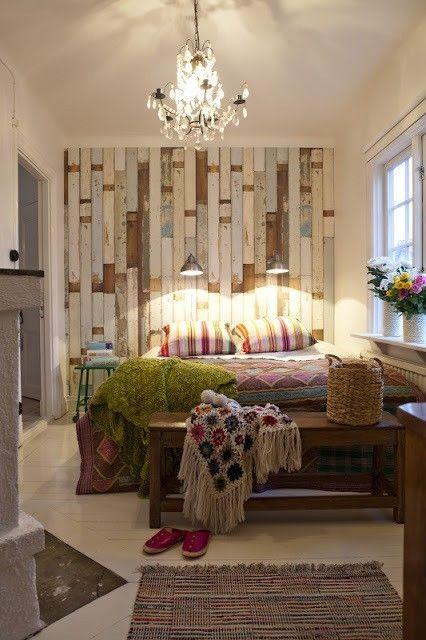 Realizzare una testata letto fai da te (Foto 9/40) | Design Mag