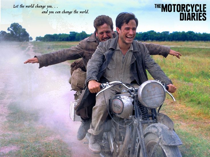 """""""I diari della motocicletta"""" è un film del 2004 diretto da Walter Salles con protagonisti Gael Garcia Bernal e Rodrigo de la Serna. La..."""