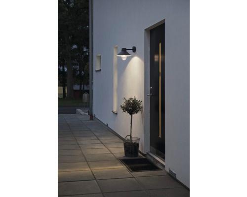 25+ beste idee u00ebn over Buiten wandverlichting op Pinterest   Buitenverlichting en Huis verlichting