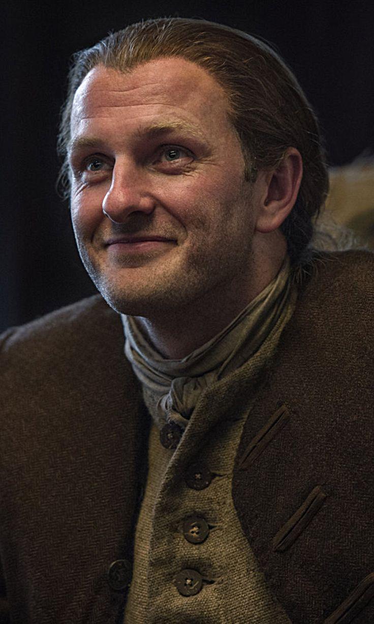 Steven Cree as Ian Murray in Outlander on Starz