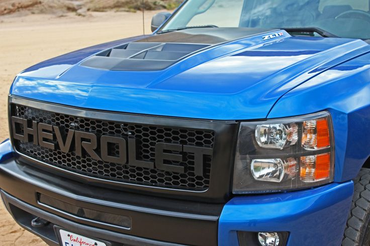 Awesome Chevrolet grill