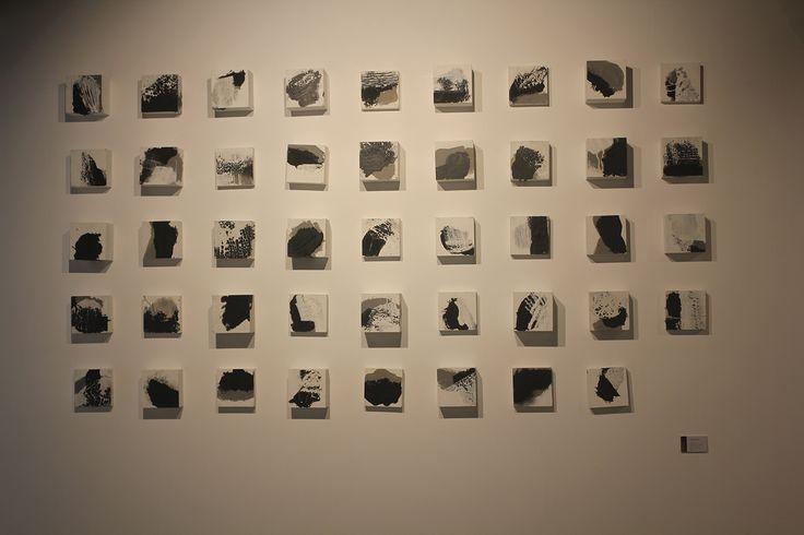 arrangement on Behance  artist:aslıhan ikiz  box contemporary art, abstract