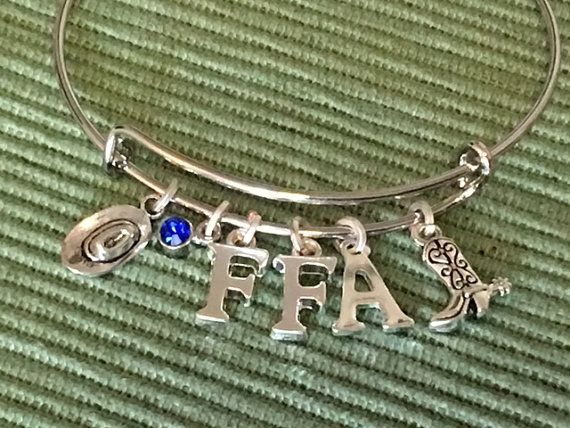FFA Jewelry by Whippoorwill Valley.  FREE SHIPPING 11/7 - 12/31/2016.  Use Code FREESHIPPING