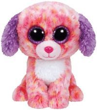 PRE SALE NEW ty beanie Boo LONDON Dog CLAIRES EXCLUSIVE Plush Soft toy READ