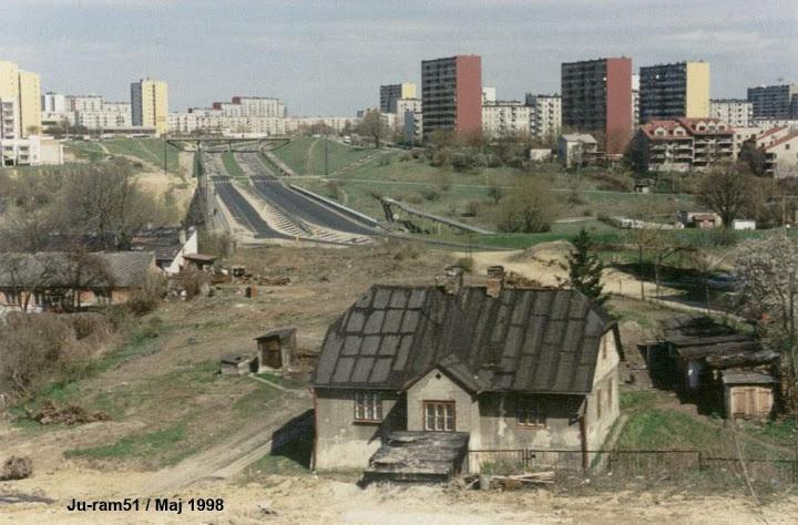 ul. Snopkowska 1998 r.