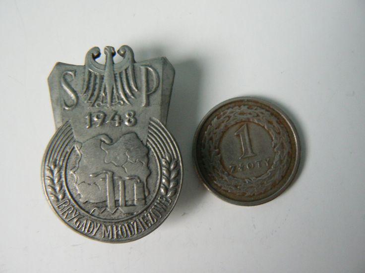 Brygady Młodzież.Służby Polsce -   1948