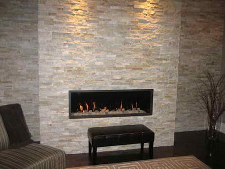 17 best fireplace images on Pinterest | Stacked stones, Fireplace ...