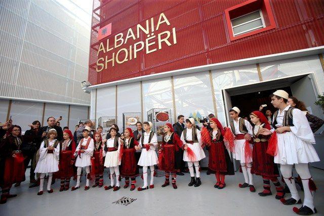 Economia in crescita e agricoltura sostenibile: Expo Milano 2015 celebra il National day dell'Albania   Report Campania