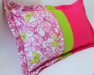 butterfly cushion cover  butterfly pillow cover by CountTheSheep