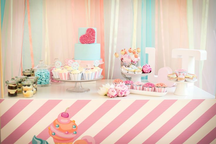 ice cream wedding, mint wedding,