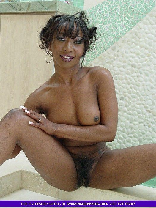 Naked black girls fitness think