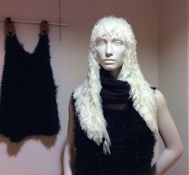 Knitting by Kaarin Hellman from Finland
