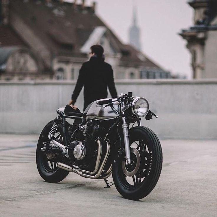 Motorrad Honda CB750KZ Cafe Racer Komplettumbau Bj 83 Km 20.000,00 | eBay . . . . . der Blog für den Gentleman - www.thegentlemanclub.de/blog