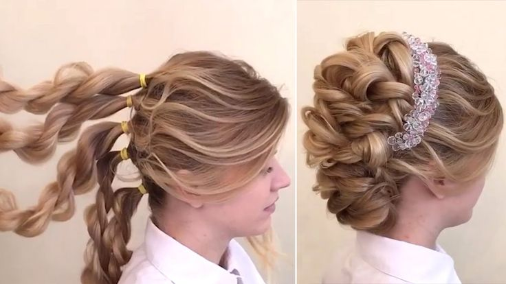 Beautiful Hairstyles Design by Georgiy Kot NEW April-May 2017
