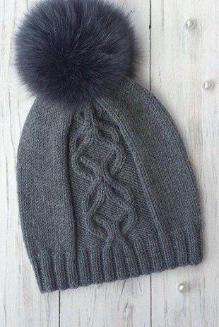 шапка с аранами спицами шапки снуды шарфы варежки носки