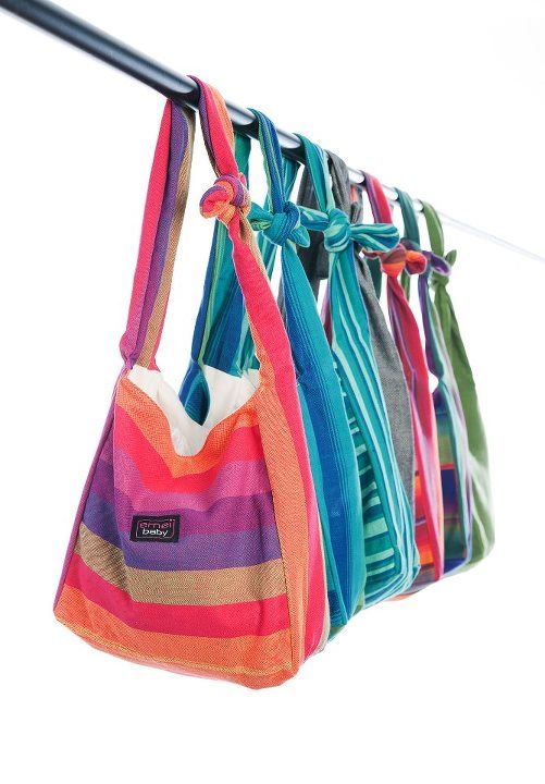 Matching wrap bags made with Girasol wraps! $79.99 Pre-order by Mar.6!