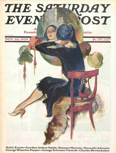 November 30, 1929: November 30, Vintage Covers, Posts Covers, Posts Magazines, Deco Time, Art Deco Design, Saturday Evening Posts, Covers Pages, Magazines Covers