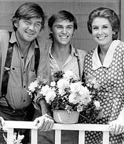 The Waltons - Wikipedia, the free encyclopedia John, John-Boy and Olivia Walton. The Waltons Drama series ran through 9 seasons from  and 6 movies after the series ended.