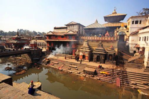 Kathmandu - beautiful chaotic city.