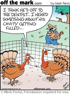 funny cartoons thankgiving | Delightful Inspiration: Happy Thanksgiving my frien...