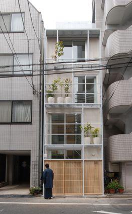 Tower Machiya, Atelier Bow Wow