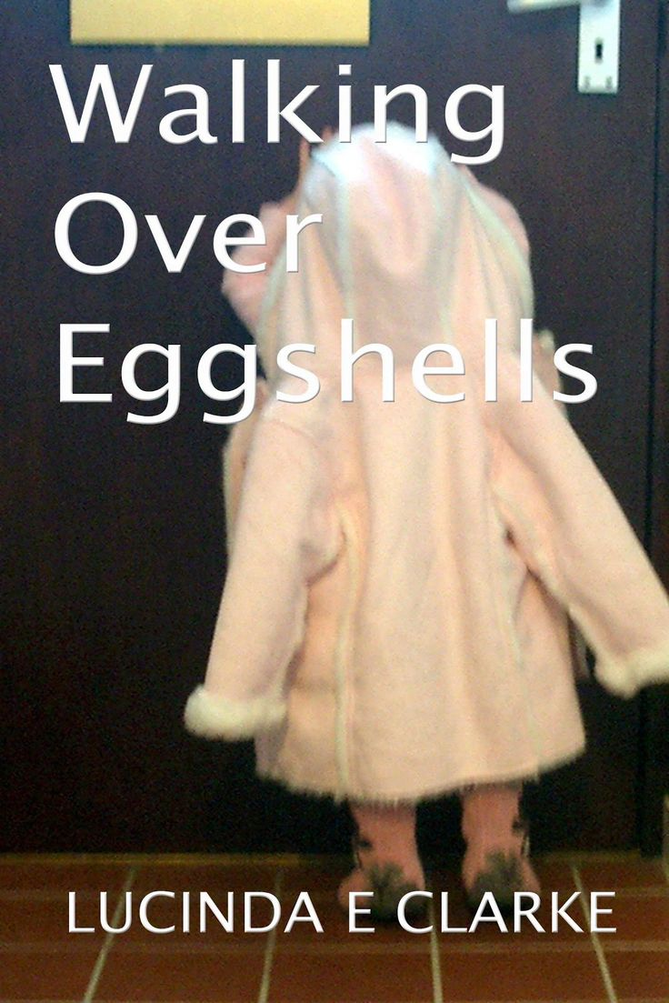 Her Memoir, Walking Over Eggshells, Is To Help Bring Awareness To The  Silent And