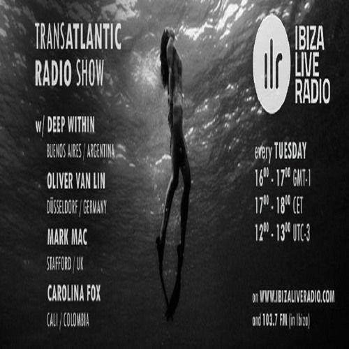 Greetings folks Here is another chance to check January's Transatlantic Radio Shows. I did two shows in the first month of 2018 and this is the first mix that I did which was Broadcast on the 16th Jan