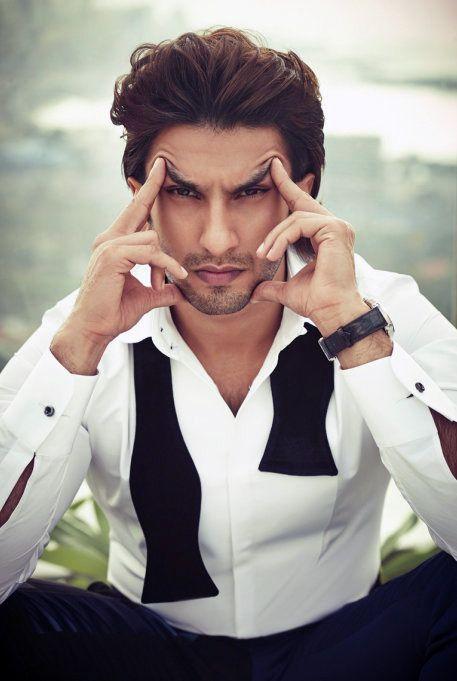 Ranveer Singh ( indian actor )