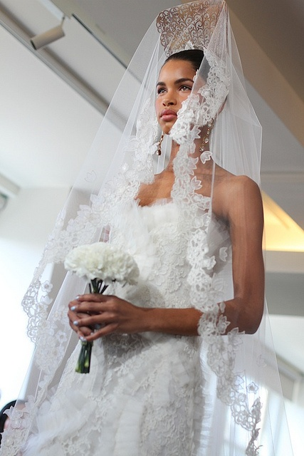 Oscar de la Renta Bridal 2013 88 by rachel.photo, via Flickr