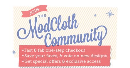 Shop the latest indie and retro-style shoes at ModCloth. You'll find heels, wedges, boots, flats, and sandals for all occasions!Vintage Dresses, Bridesmaid Dresses, Brides Dresses, Modcloth Vintage, Modcloth Clothing, Ball Dresses, Vintagee Modern, Shops Website, Modcloth Community