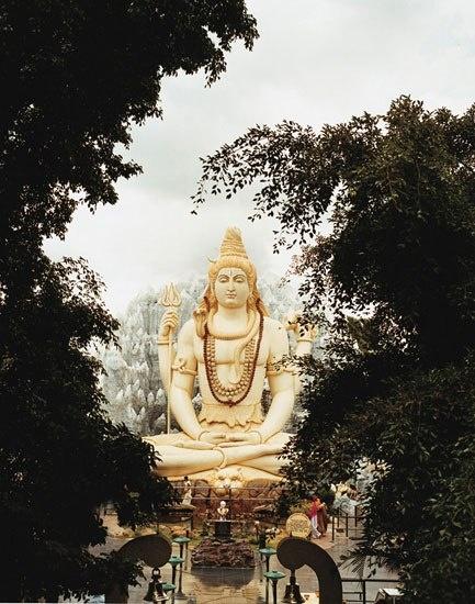 Bangalore's Shiva Temple