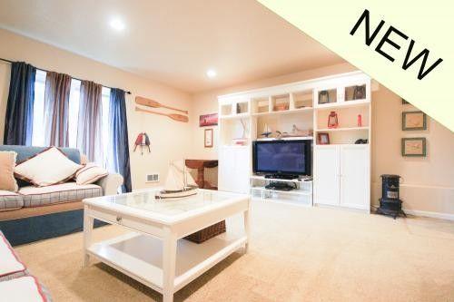 white basement furniture
