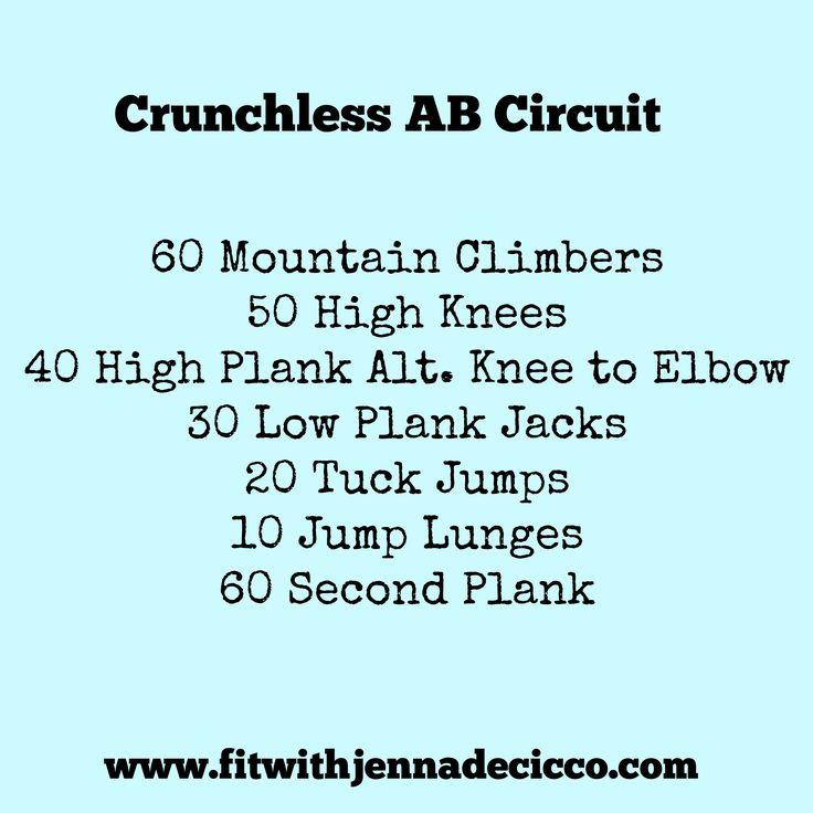 Crunchless AB circuit