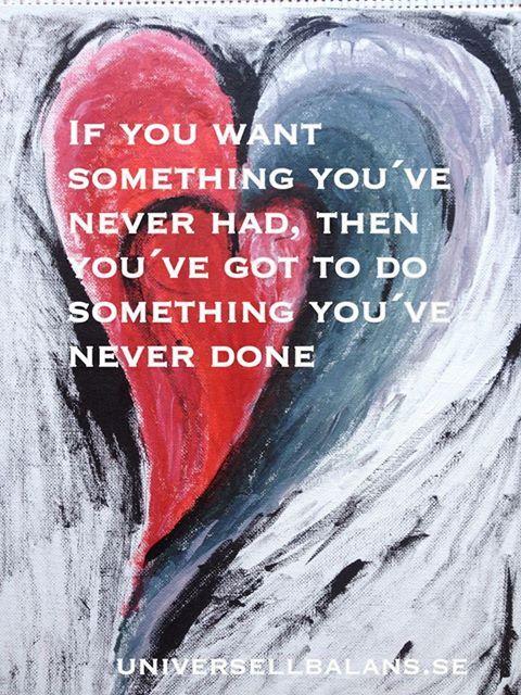 Om du vill ha något du aldrig haft, måste du göra något du aldrig gjort. För vem kan en AuraTransformation vara bra?