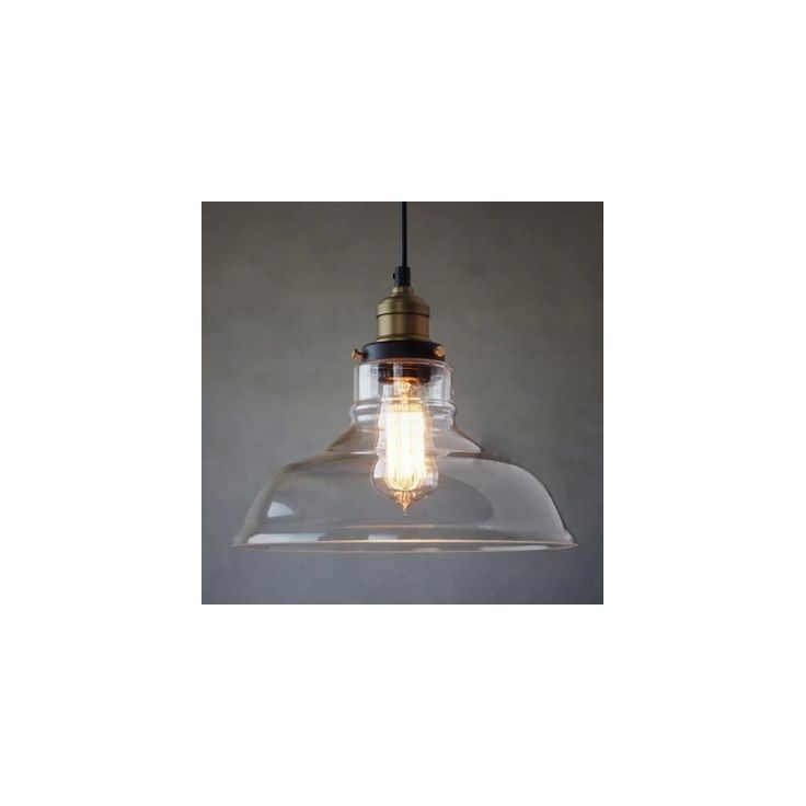 Awesome Kaufen EU Lager Glas Pendelleuchte Vintage Schale Design Flammig mit G nstigste Preis