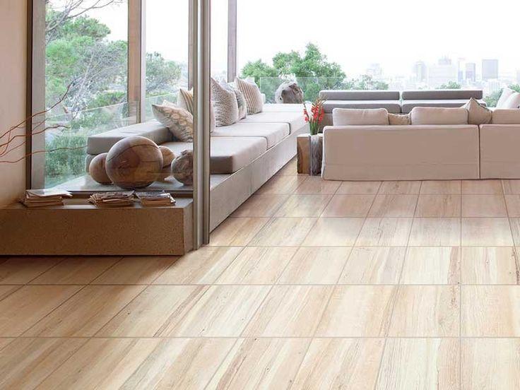 Daintree Wood Light Floor Tile | CTM