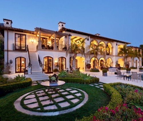 Mediterranean Style Home For Sale In Phoenix S Famed: 132 Best MANSIONS Images On Pinterest