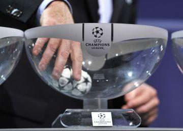 Sorteo de Champions League en vivo y en directo