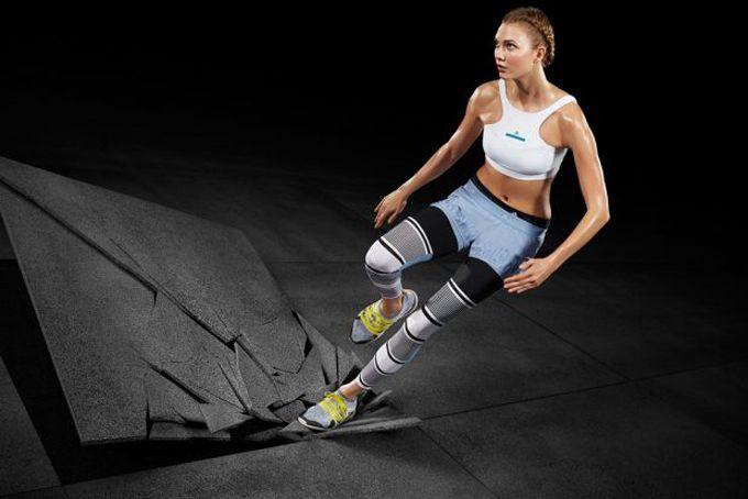 Рекламаная кампания Adidas от Стеллы МакКартни (Интернет-журнал ETODAY)