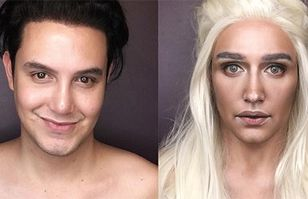 Filipino se transforma en las mujeres de Game of Thrones utilizando maquillaje | Maquillaje